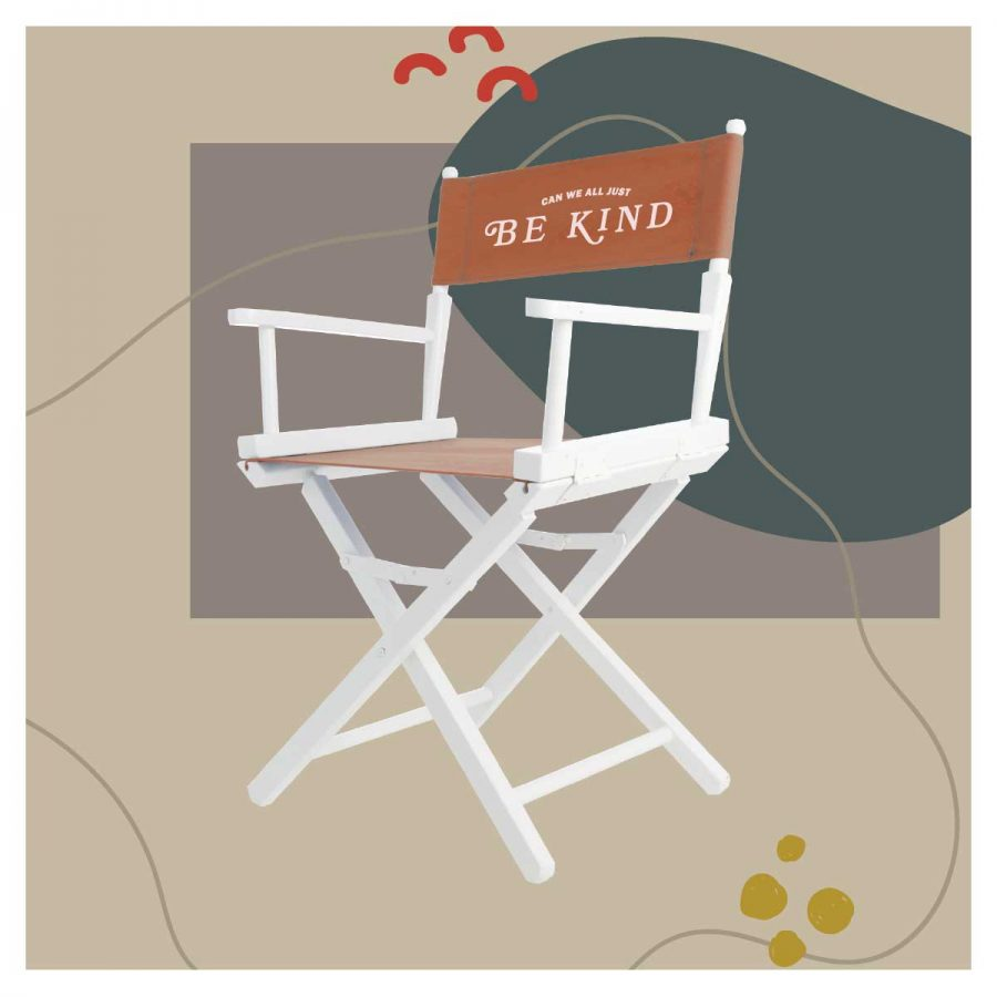 1892 Be Kind Chair