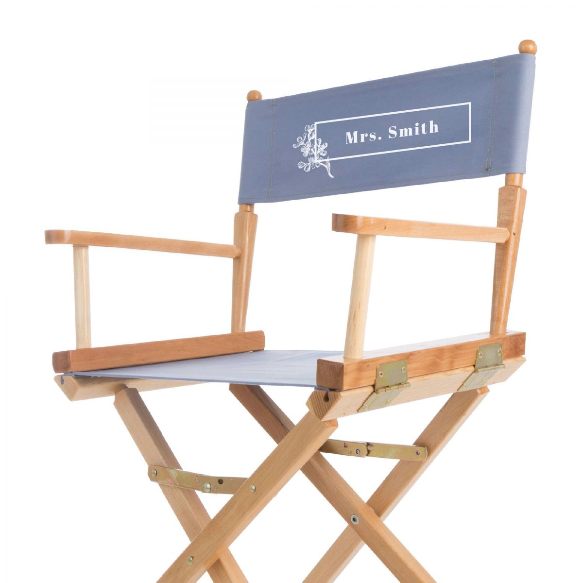 Forget Me Not Wedding Sweetheart Chair