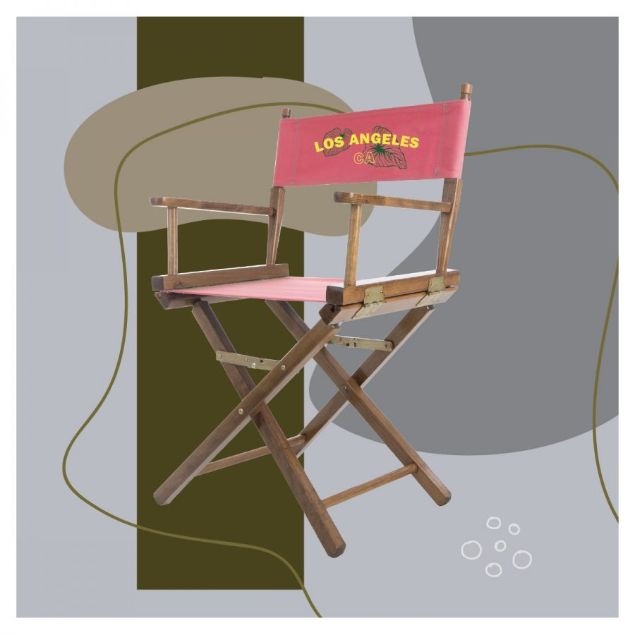 The Green Los Angeles Chair